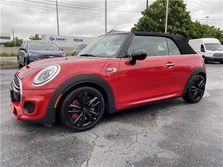 2017 MINI Convertible John Cooper Works (Stk: 376-50) in Oakville - Image 1 of 18
