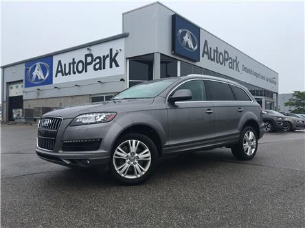 2014 Audi Q7 TDI Progressiv (Stk: 14-06065JB) in Barrie - Image 1 of 30