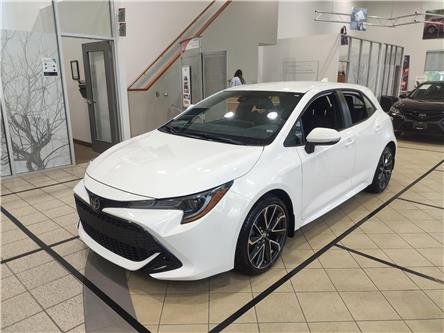 2020 Toyota Corolla Hatchback Base (Stk: 20319) in Bowmanville - Image 1 of 8