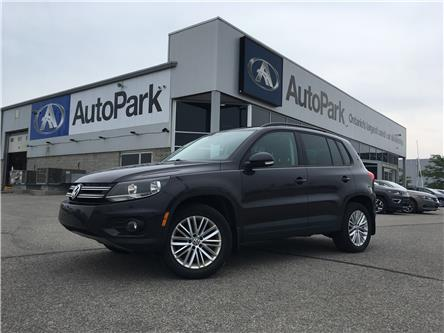 2016 Volkswagen Tiguan  (Stk: 16-18654JB) in Barrie - Image 1 of 23