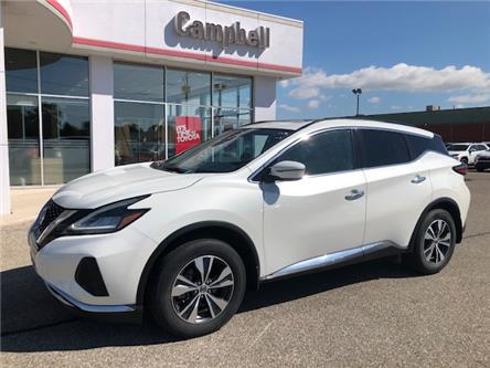2019 Nissan Murano SV (Stk: ) in Chatham - Image 1 of 9