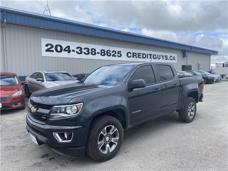 2018 Chevrolet Colorado Z71 (Stk: I8266) in Winnipeg - Image 1 of 34