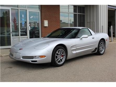 2002 Chevrolet Corvette Z06 Hardtop (Stk: 104989) in Saskatoon - Image 1 of 18