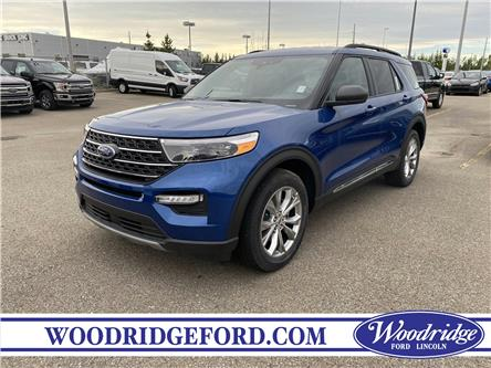 2020 Ford Explorer XLT (Stk: L-302) in Calgary - Image 1 of 6