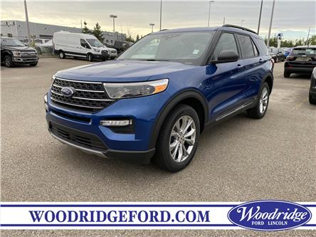 2020 Ford Explorer XLT (Stk: L-344) in Calgary - Image 1 of 7