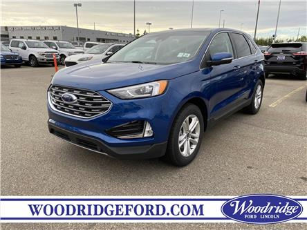 2020 Ford Edge SEL (Stk: L-424) in Calgary - Image 1 of 6