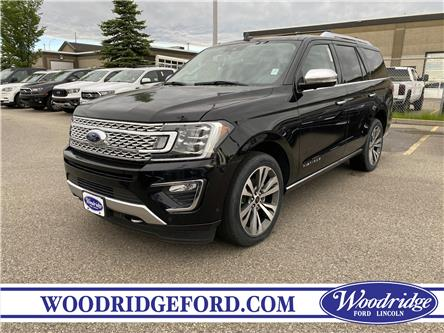 2020 Ford Expedition Platinum (Stk: L-502) in Calgary - Image 1 of 7