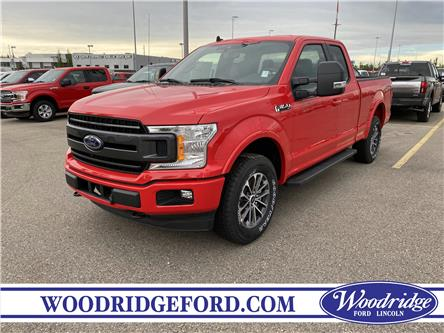 2020 Ford F-150 XLT (Stk: L-503) in Calgary - Image 1 of 5