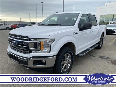 2020 Ford F-150 XLT (Stk: L-554) in Calgary - Image 1 of 5