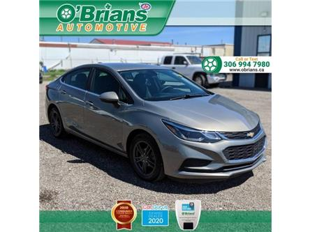 2017 Chevrolet Cruze LT Auto (Stk: 13532A) in Saskatoon - Image 1 of 22