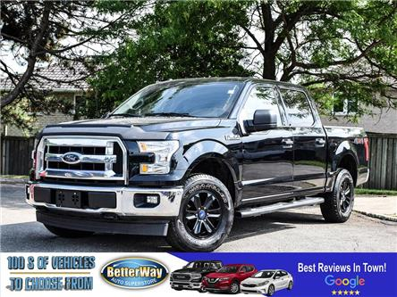 2017 Ford F-150 XLT | Bu Cam | 6 Pass | 4X4| 3.5 NON ECOBOOST (Stk: 5649) in Stoney Creek - Image 1 of 23