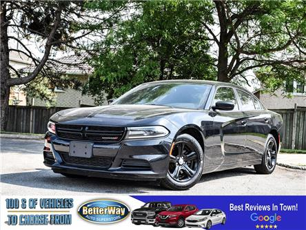 2019 Dodge Charger SXT  BLACKOUT PACKAGE   BLUETOOTH  BACKUP CAM (Stk: 5647) in Stoney Creek - Image 1 of 22