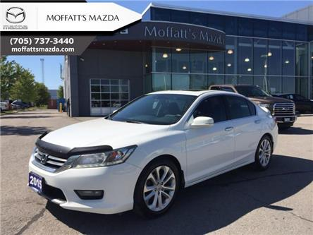2015 Honda Accord Touring (Stk: 28366) in Barrie - Image 1 of 22