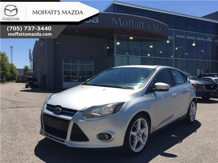 2013 Ford Focus Titanium (Stk: P7899A) in Barrie - Image 1 of 23