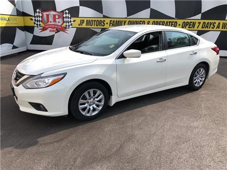2017 Nissan Altima 2.5 (Stk: 49445) in Burlington - Image 1 of 20