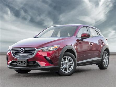 2020 Mazda CX-3 GS (Stk: 29742) in East York - Image 1 of 23