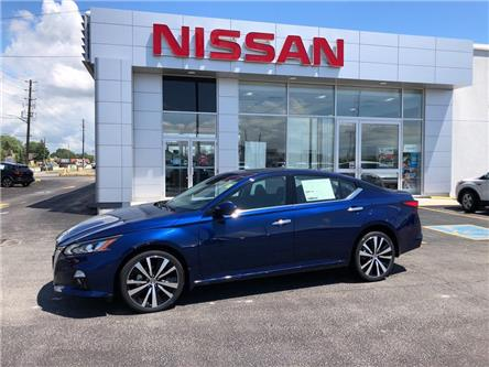 2020 Nissan Altima 2.5 Platinum (Stk: 20018) in Sarnia - Image 1 of 15
