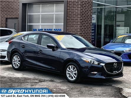 2017 Mazda Mazda3 GS (Stk: H5776) in Toronto - Image 1 of 28