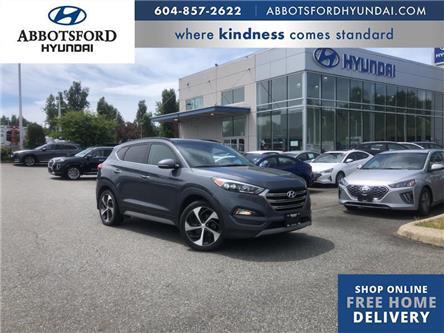 2017 Hyundai Tucson Limited (Stk: AH9063AA) in Abbotsford - Image 1 of 30