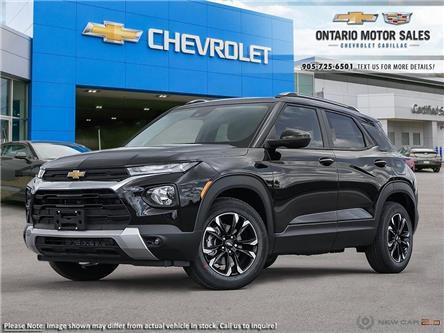 2021 Chevrolet TrailBlazer LT (Stk: T1003677) in Oshawa - Image 1 of 27