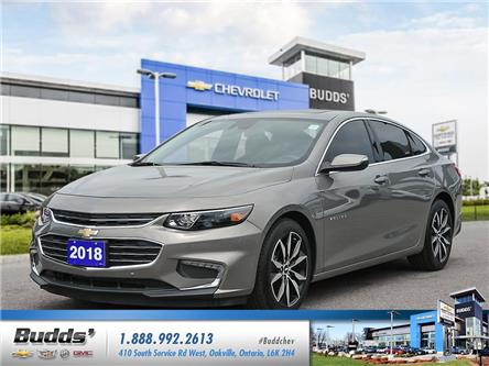 2018 Chevrolet Malibu LT (Stk: M8011L) in Oakville - Image 1 of 25