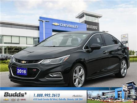 2016 Chevrolet Cruze Premier Auto (Stk: EQ0004A) in Oakville - Image 1 of 25