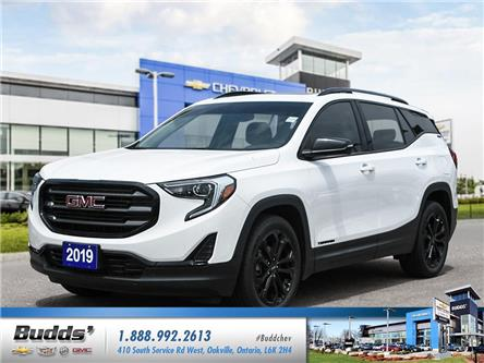 2019 GMC Terrain SLE (Stk: EV9003AA) in Oakville - Image 1 of 25