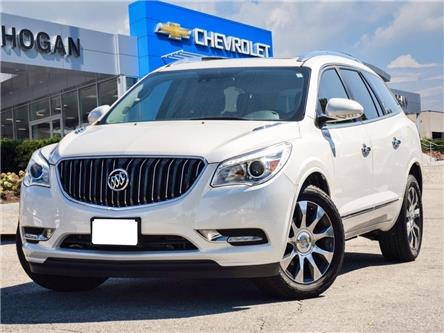 2017 Buick Enclave Leather (Stk: W3313598) in Scarborough - Image 1 of 30