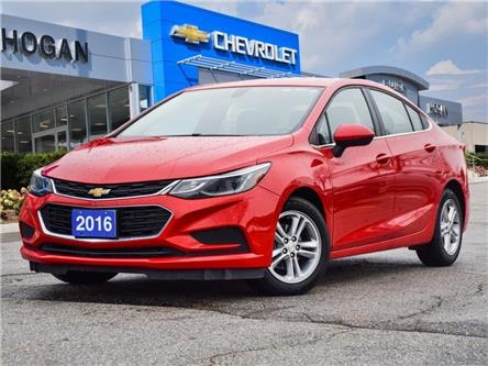 2016 Chevrolet Cruze LT Auto (Stk: A234435) in Scarborough - Image 1 of 26