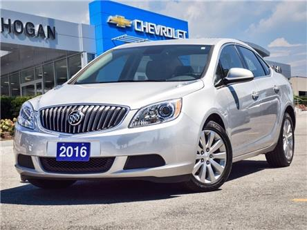 2016 Buick Verano Base (Stk: A161045) in Scarborough - Image 1 of 26