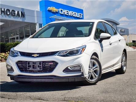 2017 Chevrolet Cruze LT Auto (Stk: A106119) in Scarborough - Image 1 of 29
