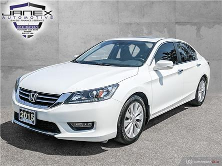 2015 Honda Accord EX-L (Stk: 20146) in Ottawa - Image 1 of 28