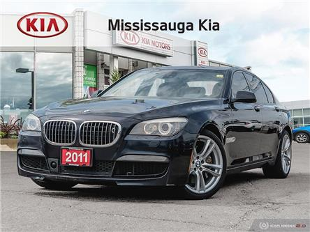 2011 BMW 750i xDrive (Stk: FR20101DT) in Mississauga - Image 1 of 26