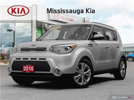 2016 Kia Soul EX+ (Stk: 6247P) in Mississauga - Image 1 of 27