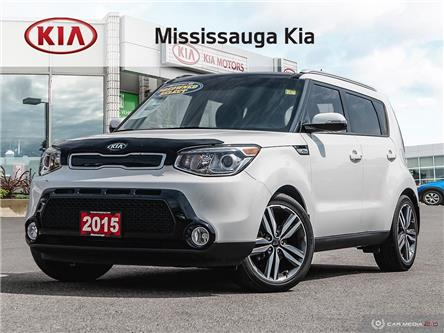 2015 Kia Soul SX Luxury (Stk: 8452P) in Mississauga - Image 1 of 27