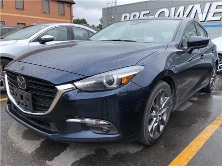 2018 Mazda Mazda3 Sport GT (Stk: P2794) in Toronto - Image 1 of 22