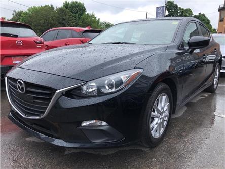 2016 Mazda Mazda3 Sport GS (Stk: P2786) in Toronto - Image 1 of 22