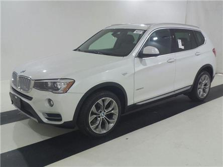 2016 BMW X3 xDrive28i (Stk: D88182) in Vaughan - Image 1 of 15