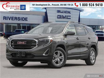2020 GMC Terrain SLE (Stk: 20005) in Prescott - Image 1 of 23