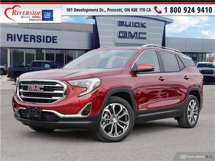 2020 GMC Terrain SLT (Stk: 20092) in Prescott - Image 1 of 22