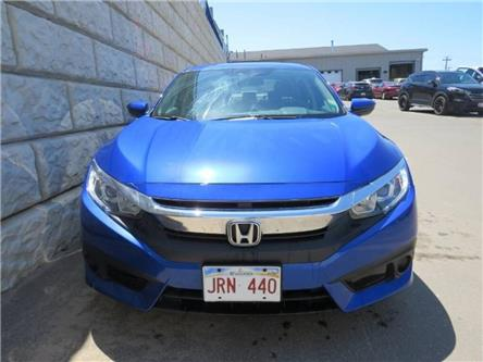 2018 Honda Civic SE (Stk: D00706A) in Fredericton - Image 1 of 21