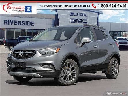 2020 Buick Encore Sport Touring (Stk: 20042) in Prescott - Image 1 of 23