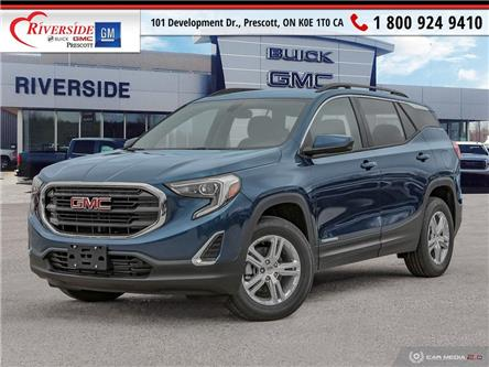 2020 GMC Terrain SLE (Stk: 20091) in Prescott - Image 1 of 23