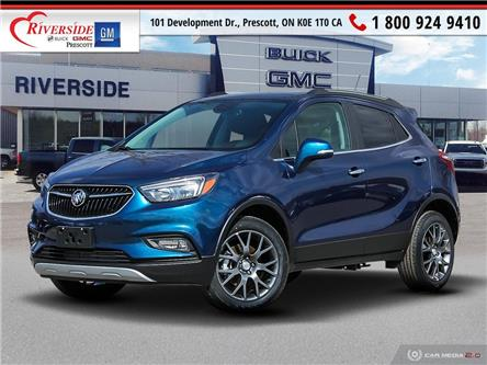2020 Buick Encore Sport Touring (Stk: 20050) in Prescott - Image 1 of 23