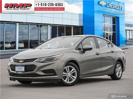 2018 Chevrolet Cruze LT Auto (Stk: 78143) in Exeter - Image 1 of 27
