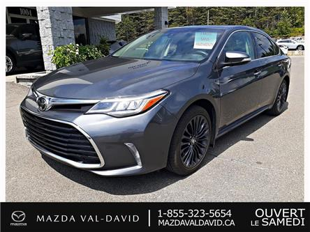 2017 Toyota Avalon  (Stk: B1804) in Val-David - Image 1 of 20