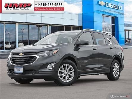2018 Chevrolet Equinox LT (Stk: 87217) in Exeter - Image 1 of 27