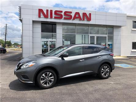 2016 Nissan Murano S (Stk: P294A) in Sarnia - Image 1 of 21