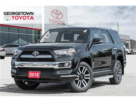 2018 Toyota 4Runner SR5 (Stk: 18-18536GL) in Georgetown - Image 1 of 22