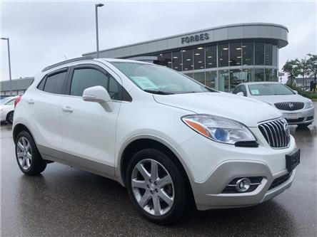 2016 Buick Encore Convenience (Stk: 586411) in Waterloo - Image 1 of 17
